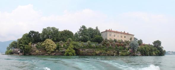 Isola Madre – presente em seus jardins uma variedade de aves. Isola Madre - present in its gardens a variety of birds.
